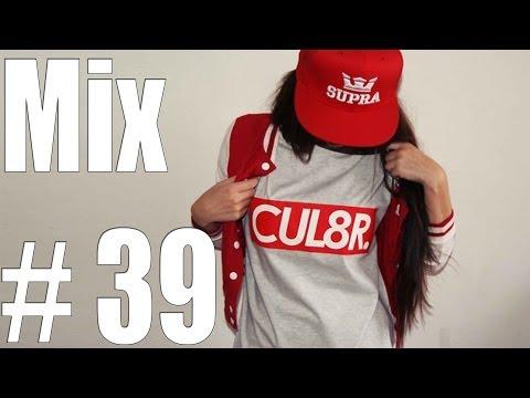 🔥 Hip Hop Rnb Black Twerk Trap Club Mix 2014 # 39  - Dj StarSunglasses