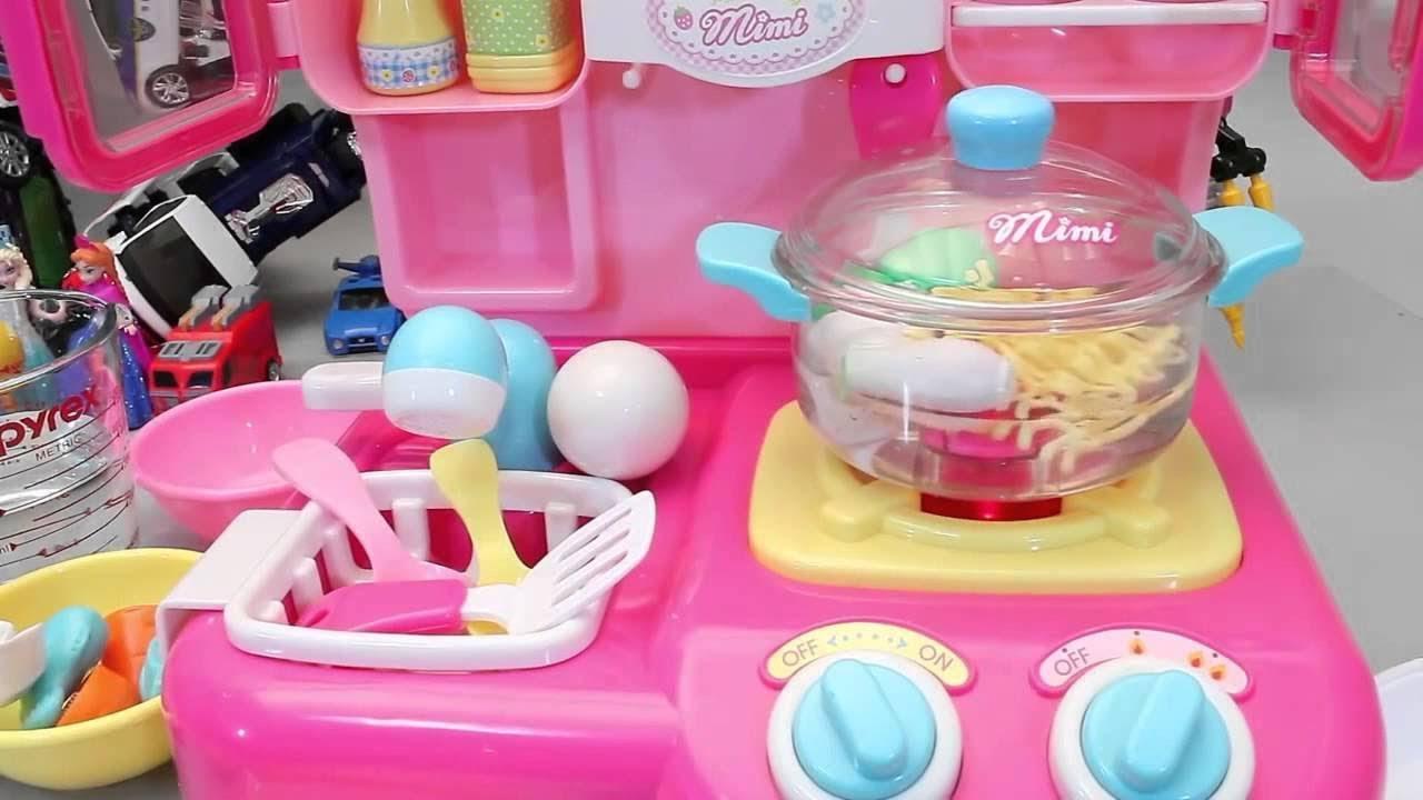 Barbie Masak Masakan Es Krim Masak Memasak