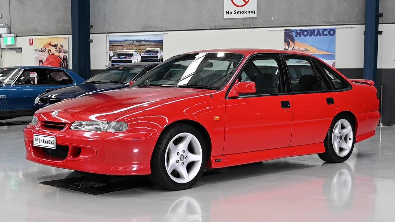 1993 Holden HSV VR Clubsport Sedan - 2019 Shannons Melbourne Winter Classic Auction