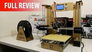 anet a6 best diy 3d printer review 2017 full review