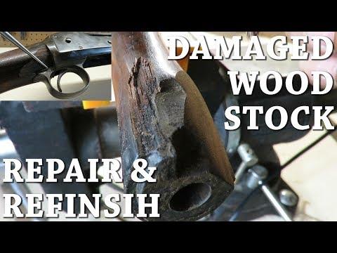 Wood Stock Repair
