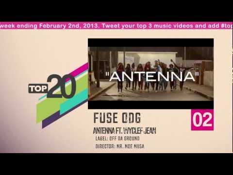 Top 20 Ghana Music Video Countdown - Week #5, 2013.