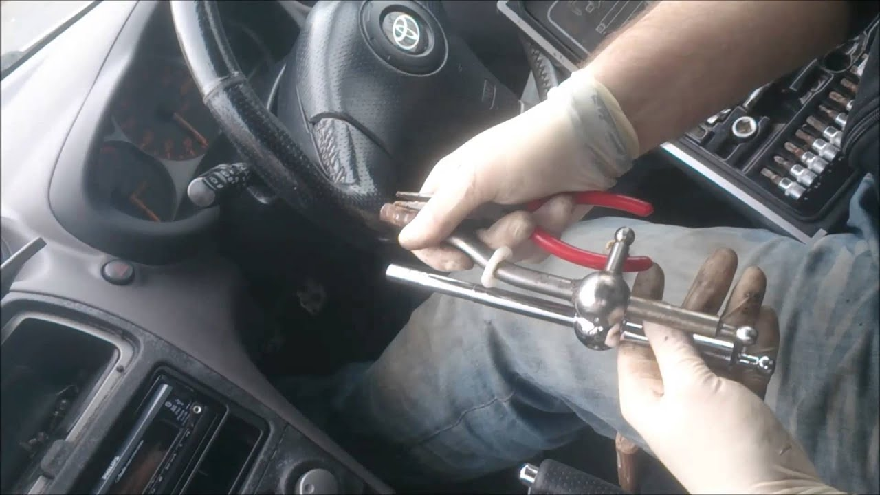 Toyota Celica Short Shifter Fitting Youtube