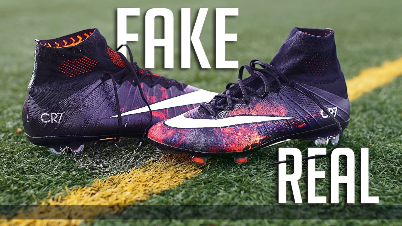85840c553  15 vs  350 Football Boots (Superfly) - How to Spot Fake Nike ...