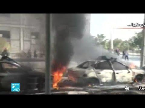 إيران: الحرس الثوري يشيد بتحرك الجيش ضد الاحتجاجات.. وعدد القتلى قد يتخطى 200  - نشر قبل 1 ساعة