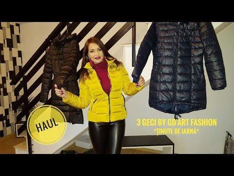 HaineOnline-Dama.ro - Geci dama, piele, blugi, cu tinte, de iarna, de primavara from YouTube · Duration:  1 minutes 9 seconds
