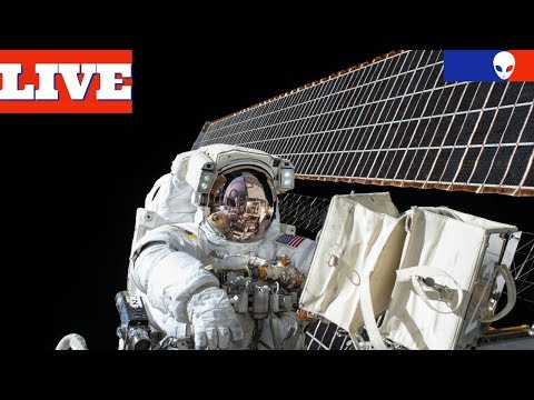 ISS LIVE FEED!! GO PRO SPACE WALK!! GIVEAWAY!! CLICK LINK BELOW TO ENTER GIVEAWAY!!