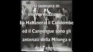 Tango Argentino - Storia, Epoche Musicali, Stili Di Ballo - Parte 1 - PRIMERAS EPOCAS