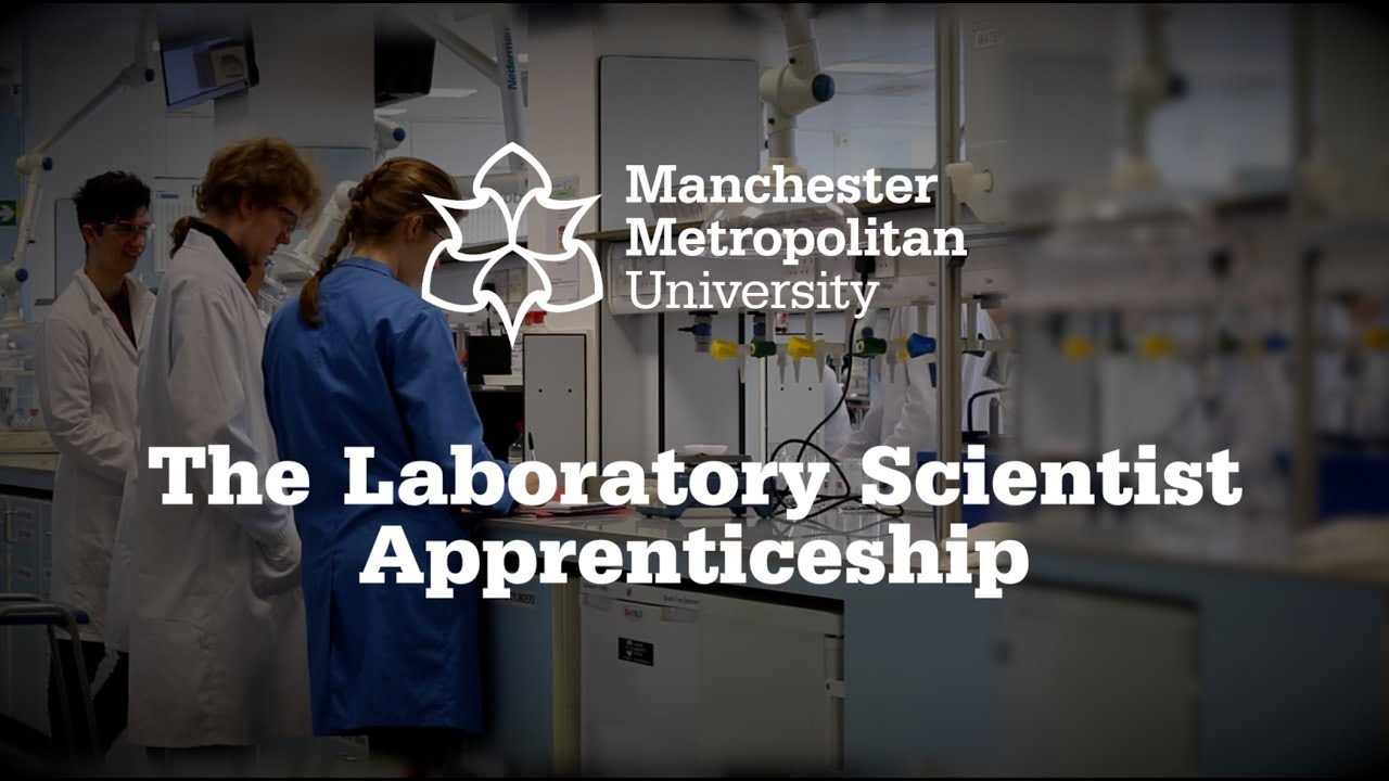 The Chemical Science Higher and Degree Apprenticeship - YouTube
