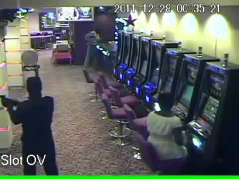ARMED HEIST ROBBERY on CASINO