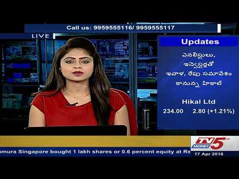 17th April 2018 TV5 Money Markets @11