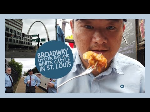 Broadway Oyster Bar And White Castle In St. Louis With Stratton Elementary School