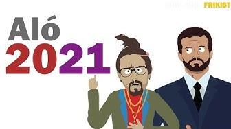 Imagen del video: Aló 2021. Parodia Política. Pablo cambiado intenta cambiar el Partido Peculiar.