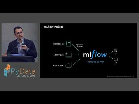 Image from Kedro + MLflow – Reproducible and versioned data pipelines at scale