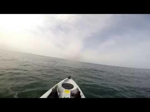 Playa Del Rey, Kayak Fishing, Los Angeles, California