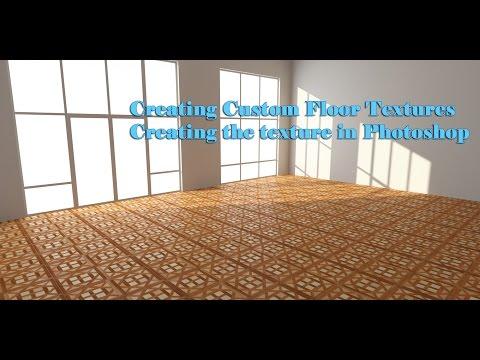 Custom Floor Textures Making The Texture In Photoshop