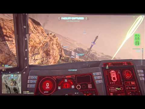 ★ Let's Play Planetside 2 - [TR][Cobalt] - [Ep1] - Armoured Warfare and Introductions