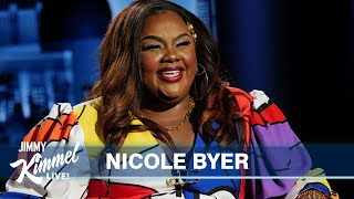 Nicole Byer on Pandemic Dating Fails, Being Vaccinated & Working with John Cena on Wipeout