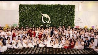 Hoang Huy Media - Ra mắt thương hiệu Minq Cosmetics