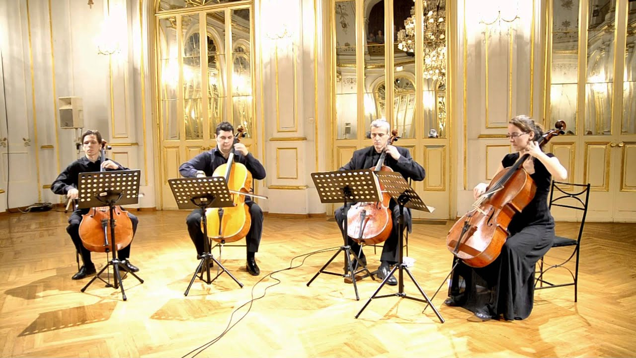 Rudolf Matz: Quartet in d minor: 4. Assai drammatico (Andante) & 5. Finale in modo rustico (Allegro)