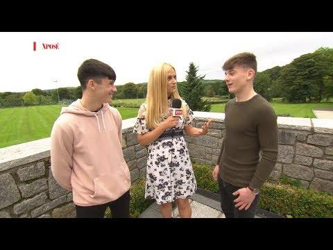 X Factor's Sean and Conor Price  Full