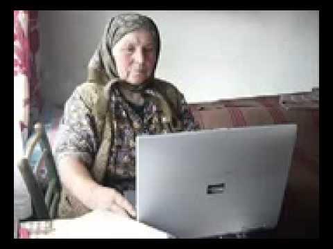 Русская зрелка по скайпу с разговором