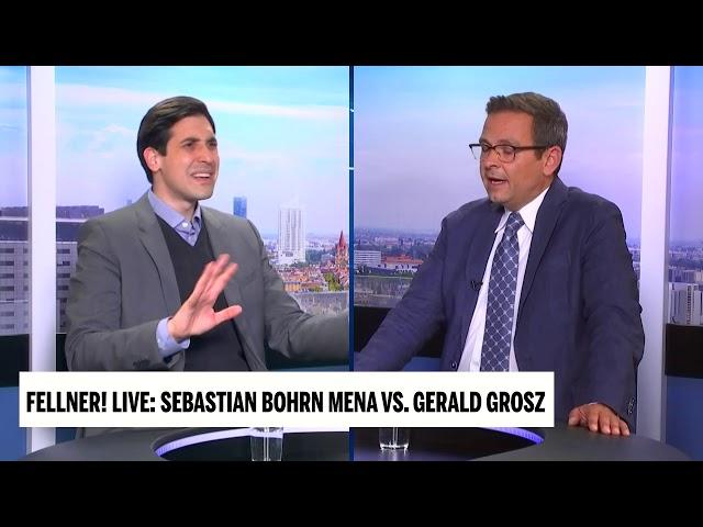 Warum sich gerade Politiker über die eigenen Gesetze hinwegsetzen - Gerald Grosz in Fellner Live