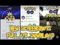 Pokemon go full apk download + new screenshots android