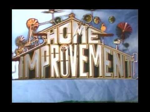 Home Improvement Season 1 Opening Credits and Theme Song