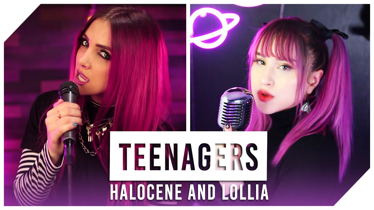 Download My Chemical Romance  - Teenagers Cover by Lollia and @Halocene