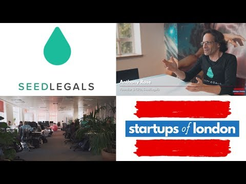 SeedLegals Is A Lawtech Solution For Startup Funding Rounds [Startups Of London Ep. 2]