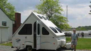 "02 Our Aliner Camper - ""Tin Tent"" Camping Tour of America"