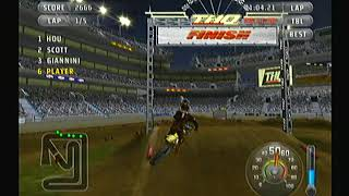 MX vs. ATV Untamed - PlayStation 2 - Long Play Through Part 2