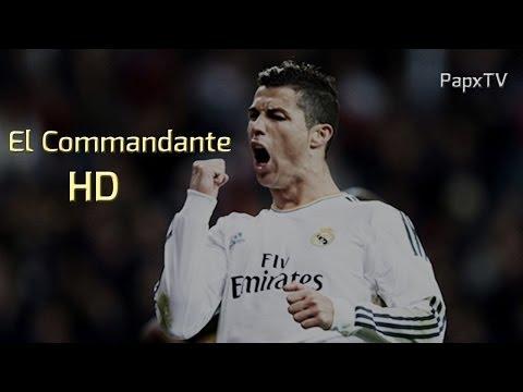Cristiano Ronaldo | El Commandante | 13/14 | 720p | @Cristiano