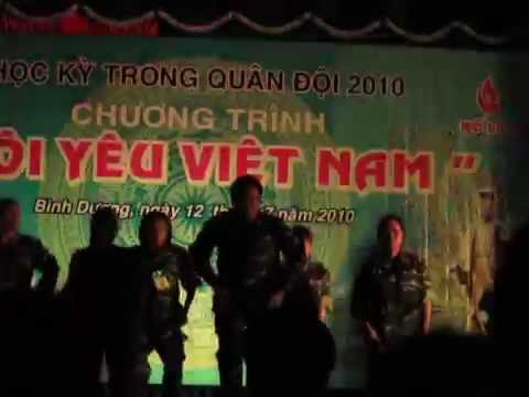Clip Té Nước HKQĐ Bình Dương 2010