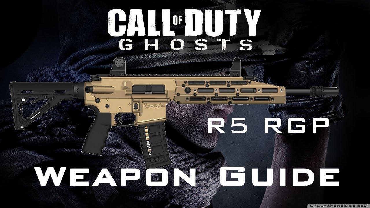 Ghosts Gun Guide: Remington R5 Assault Rifle Class Setup ...  Ghosts Gun Guid...
