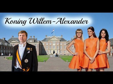Koning Willem-Alexander (karaoke) | K3 Clips