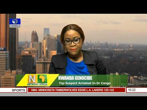 Network Africa: Leaders In Climate Change Summit Urge Lake Chad Revival 10/12/15