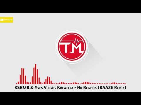 KSHMR & Yves V feat. Krewella - No Regrets (KAAZE Remix)