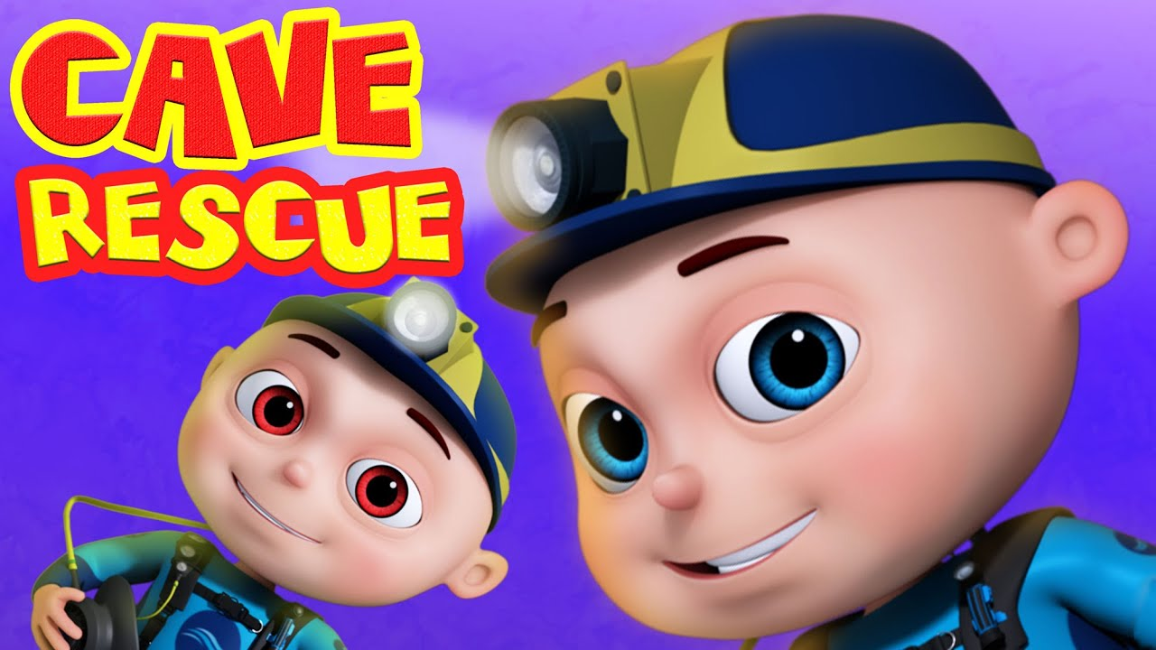 Kids Rescue From Cave And More Rescue Episodes | Zool Babies Series | Cartoon Animation For Children