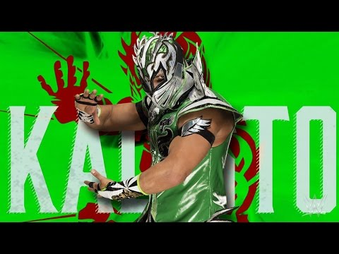 Kalisto 5th WWE Theme Song For 30 minutes - Fearless Warrior