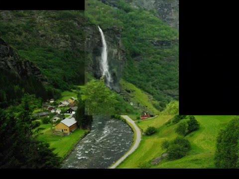 Fotos de: Noruega - Tren de Flam - Myrdal