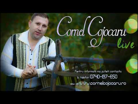 Cornel Cojocaru 2018 Cel Mai Frumos Colaj Muzica De Petrecere 2018