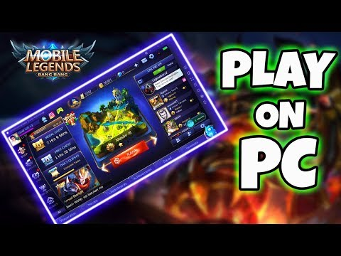 How To Download And Play Mobile Legends On PC ( Tencent Gaming Buddy ) (No Lag / Smooth)