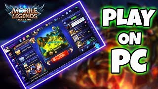 Gambar cover How To Download And Play Mobile Legends on PC ( Tencent Gaming Buddy ) (No Lag / Smooth)