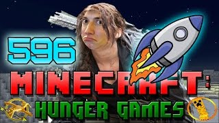 Minecraft: Hunger Games w/Mitch! Game 596 - MOST CLUTCH SAVES!