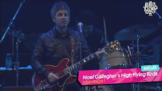 Noel Gallagher's HFB - Don't Look Back In Anger - LollaArg 2016 HD