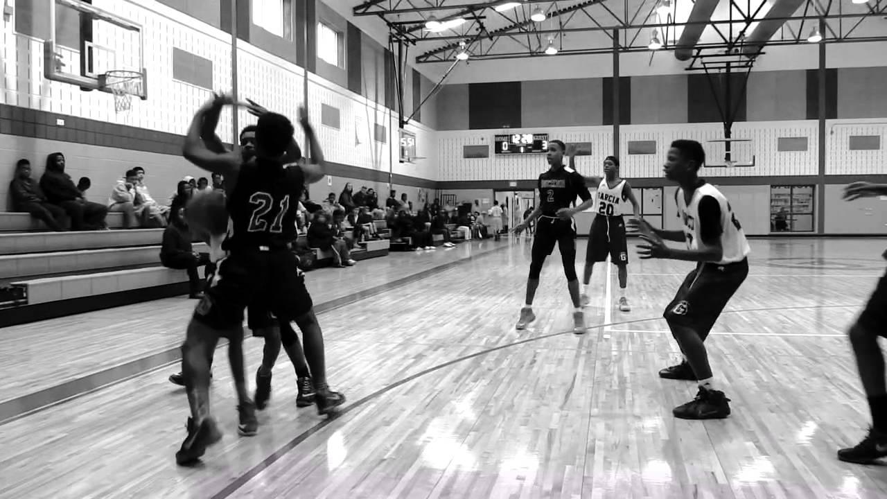Decker middle school Ravens basketball - YouTube