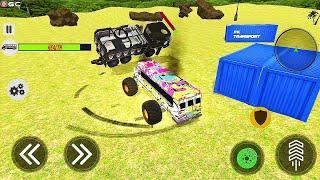 Monster Bus Derby - Bus Demolition Derby 2021- Crazy Monster Truck Games - Android GamePlay #3 screenshot 2