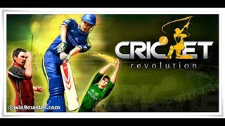 How To Download And Install Cricket Revolution For Pc With Gameplay